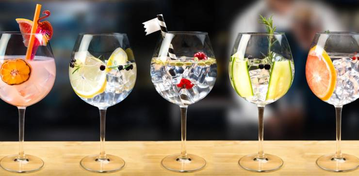 Gin Cocktail Competition