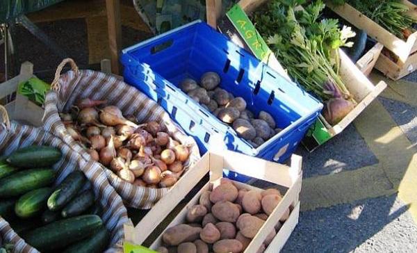 Farmers' Market @ Roslevan