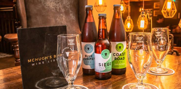 Get Crafty at Western Herd Breweries
